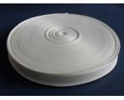 Fita ESP - 100% Poliéster 25 mm - Rolo com 100 metros - Branco